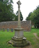 War Memorial, Granchester