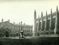 King's College, c.1890