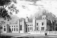 Rugby School, c.1815