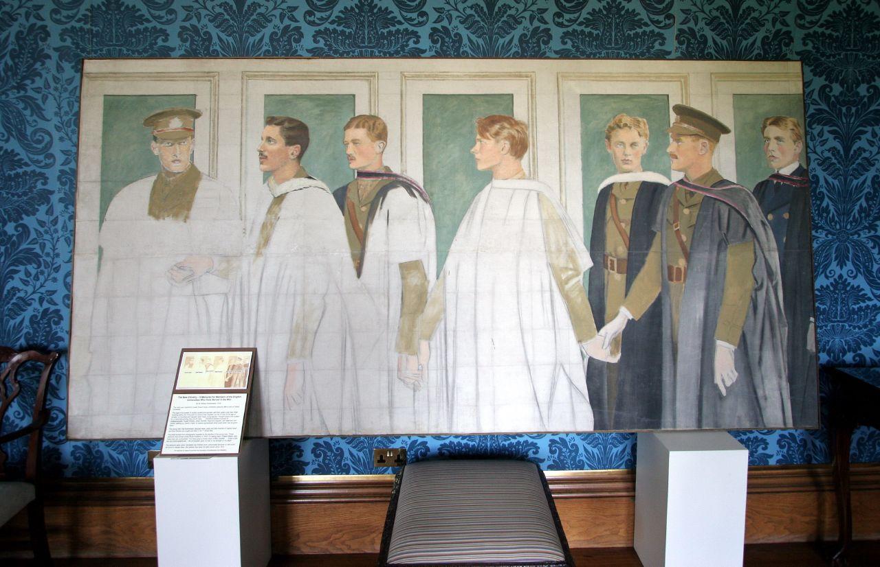 Taplow Court Tableaux