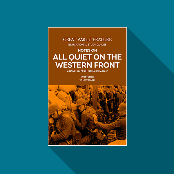 an analysis of all quiet on the western front by jesse cody
