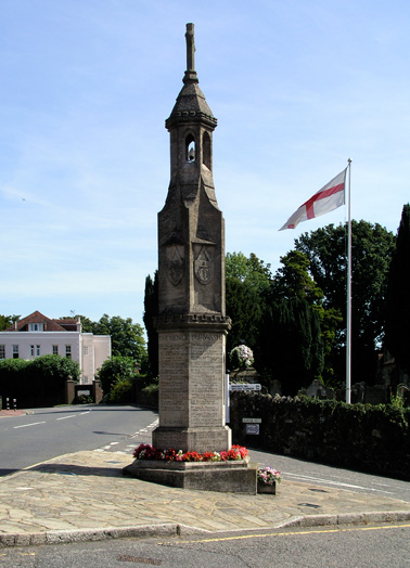 War Memorial, Burwash
