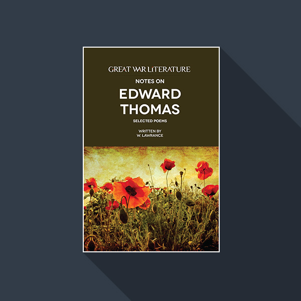 the glory edward thomas Philip edward thomas (3 march 1878 – 9 april 1917) was a british poet, essayist,  and novelist he is commonly considered a war poet, although few of his.
