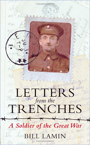 Letters from the Trenches book cover