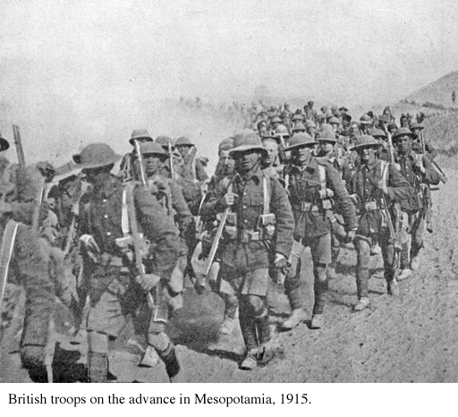 Mesopotamian Troopers