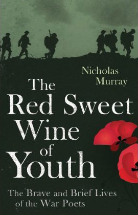 The Red Sweet Wine of Youth by Nicholas Murray cover