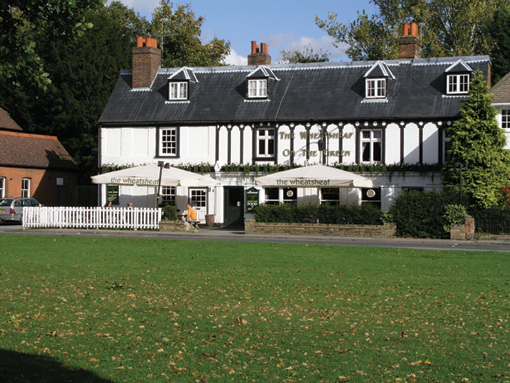 The Wheatsheaf on the Green, Esher